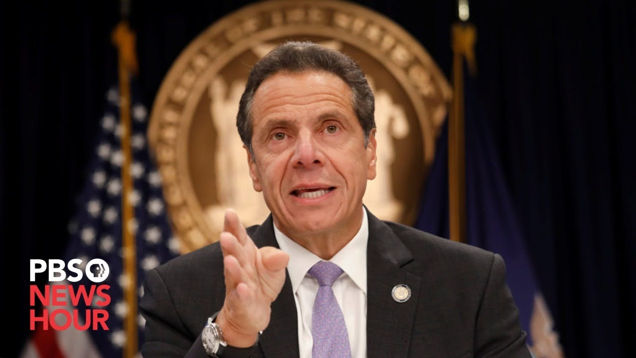 WATCH LIVE: New York Governor Andrew Cuomo gives coronavirus update -- May 5, 2020