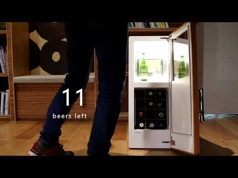 Trending HQ - Smart Fridge Will Automatically Restock Your Beer