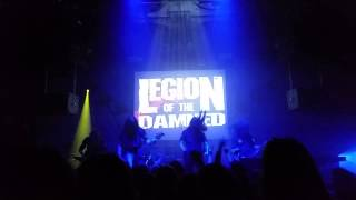 Legion Of The Damned - Armalite Assassin live