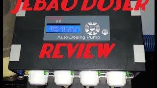 Jebao Dosing Pump Review!!! (Cheapest Doser)