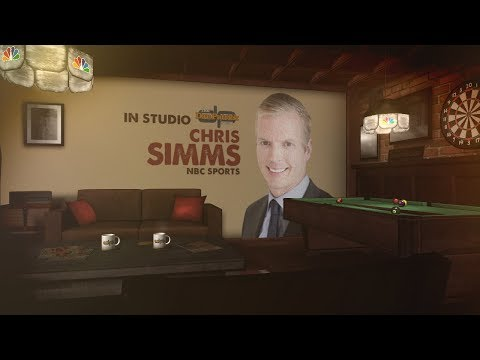 NBC Sports' Chris Simms Joins The Dan Patrick Show In-Studio | Full Interview | 10/19/17
