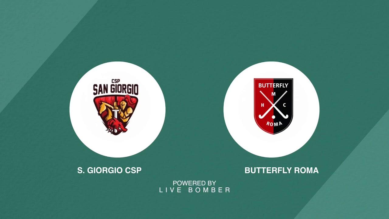 ???? Highlights #U18M #Indoor ~ CSP San Giorgio vs Butterfly ????
