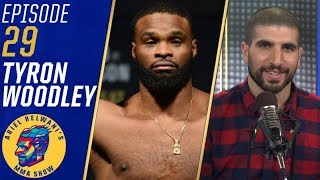 Tyron Woodley would rather fight Colby Covington, but is ready for Usman | Ariel Helwani's MMA Show