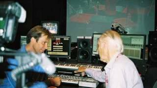 Beatles Producer George Martin & Son Giles, Interview