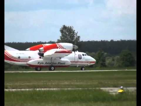 Antonov 32 Firekiller HD 720p