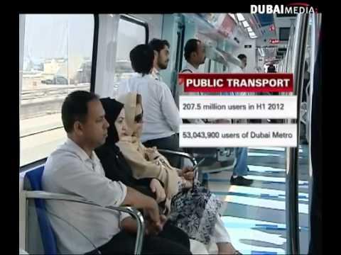 Public Transport in Dubai