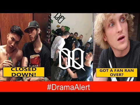 Faze Banks Shop SHUT DOWN!! Logan Paul MOBBED? #DramaAlert ComedyShortsGamer, Bhad Bhabie, Jake Paul