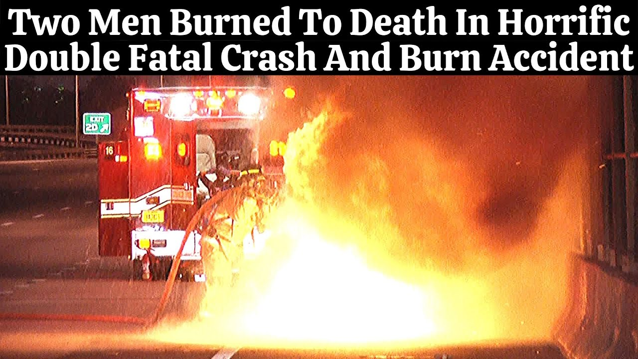 crash fatal burn)