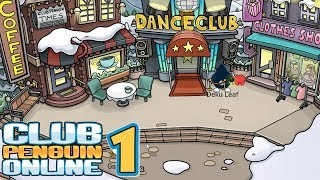 "Blast From The Past - ""Club Penguin Online"" (Part 1)"