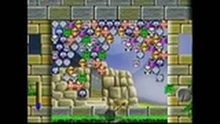 Snood 2: On Vacation Nintendo DS Gameplay_2005_12_07