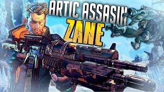BEST Zane Build Borderlands 3 (Highest Damage) - TVHM/Mayhem 3