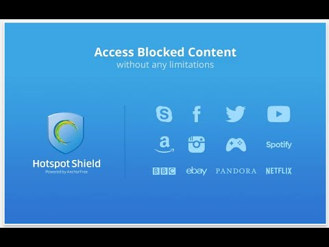 hotspot shield free download chrome extension