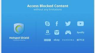 How To install hotspot shield VPN proxy in chrome