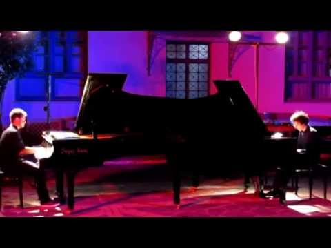 """Autumn Leaves"" - Jazz For Two Pianos -Nikolay Dimitrov And Angel Nikolov"
