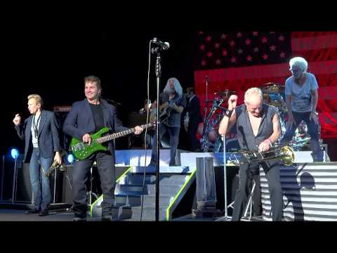 """25 or 6 to 4"" (Live) - Chicago w/ REO Speedwagon - Concord Pavilion - July 31, 2014"