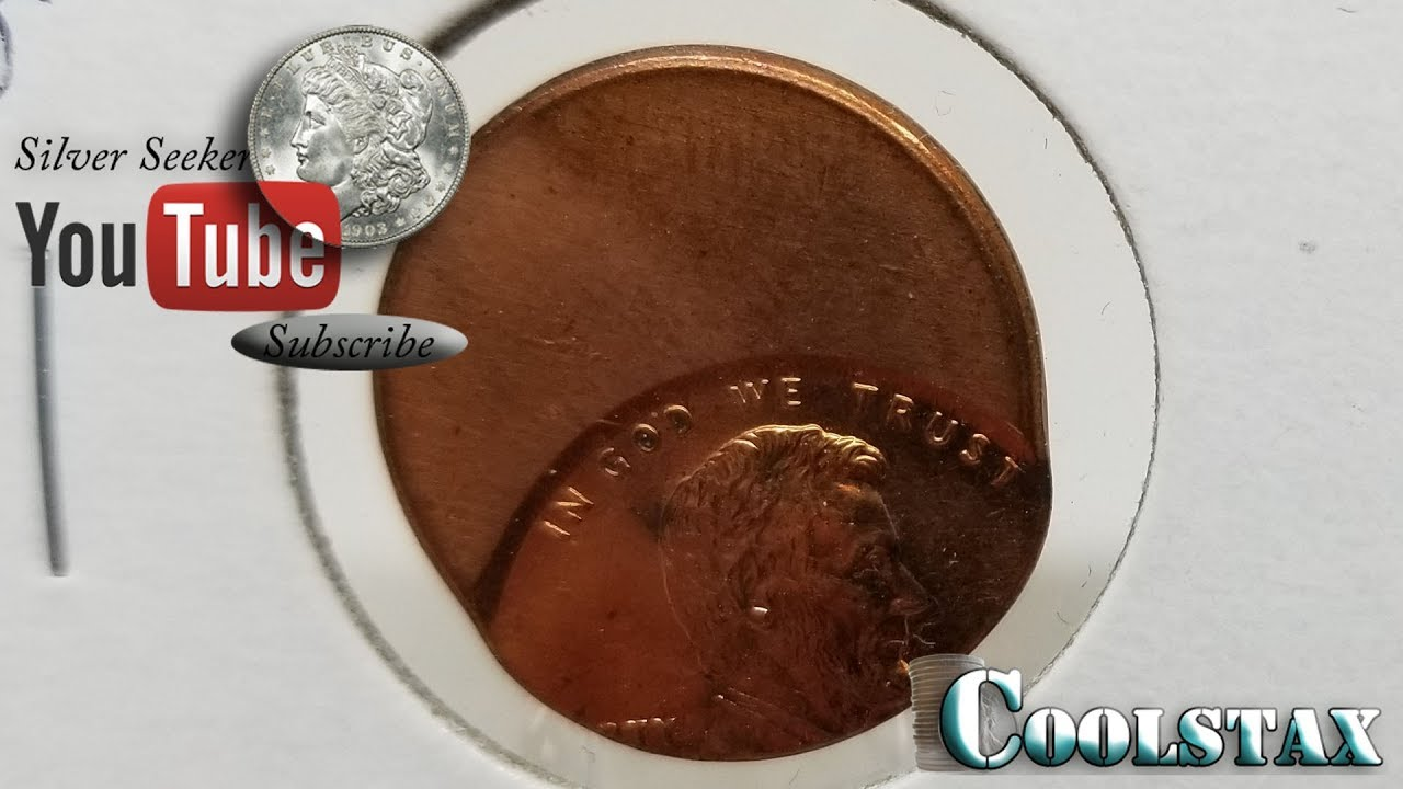 Off-Center Lincoln Cents worth 800x Face! | Silver Seeker