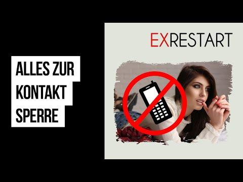 Ex zurückgewinnen ohne kontaktsperre