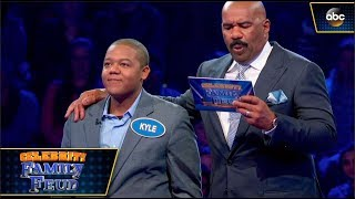Massey Family Fast Money - Celebrity Family Feud