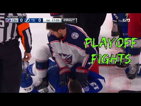 NHL Playoff Fights