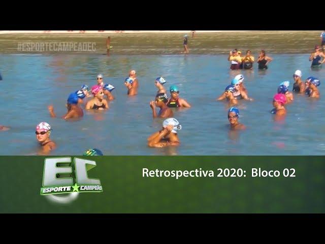 Retrospectiva 2020: Relembre matérias que foram destaques no Esporte Campeão - bloco 02