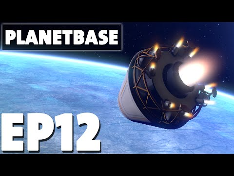 Let's Play Planetbase Episode 12 - Big Boom - Version 1.0.6