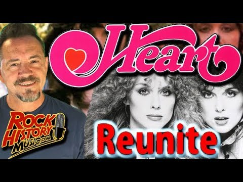 Heart Has Officially Reunited and Announced Huge Summer Tour Mp3