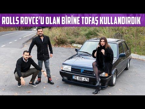 Rolls Royce Sahibine Tofaş Kullandırdık