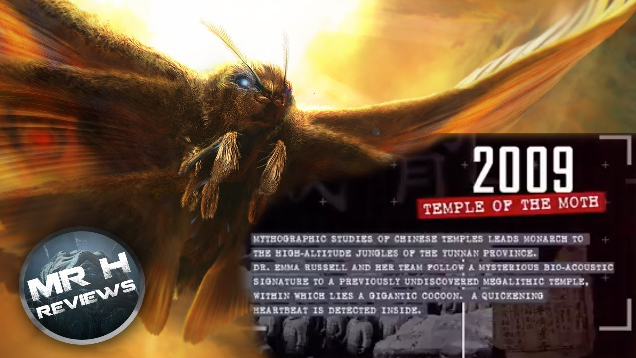 0b5b4aec6bb Mothra's Origin REVEALED | Godzilla King of The Monsters - YouTube