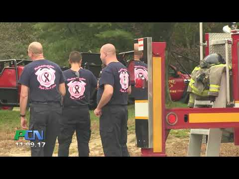 Pembroke Fire Department Holds an Open House