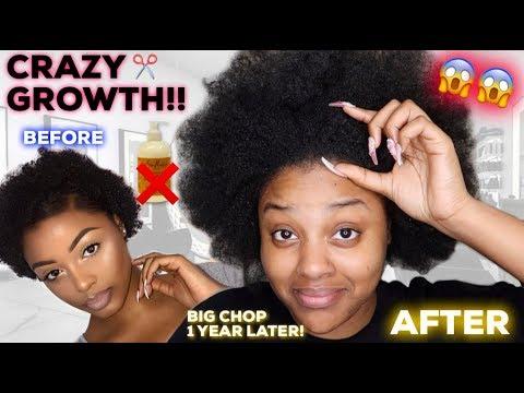 natural hair big chop 2018 wash