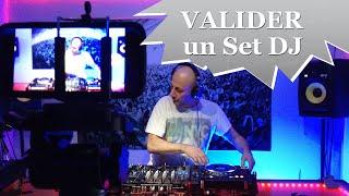 4 CRITÈRES POUR VALIDER L'ENREGISTREMENT D'UN SET DJ