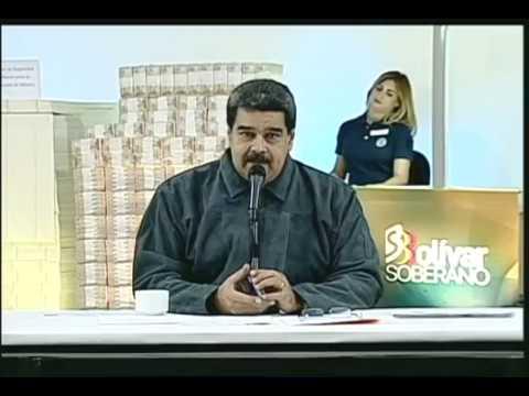 Maduro anuncia nuevas tablas de bonos en Gran Misión Hogares de la Patria desde septiembre