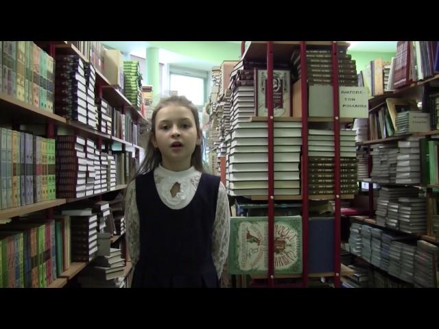 Изображение предпросмотра прочтения – ГорячеваПолина читает произведение «Ворона и Лисица» И.А.Крылова