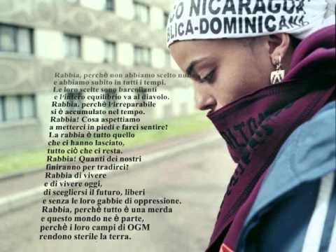 Keny Arkana - La rage (traduzione in italiano)
