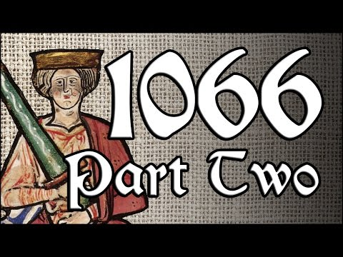 """1066 - Part Two - Aethelred """"Does Wrong Thing"""""""