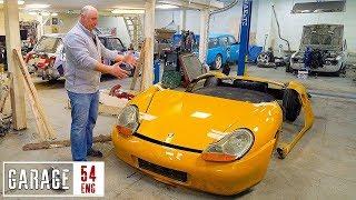 Transforming a Lada into a Porsche