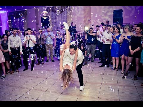 Footloose Wedding Dance