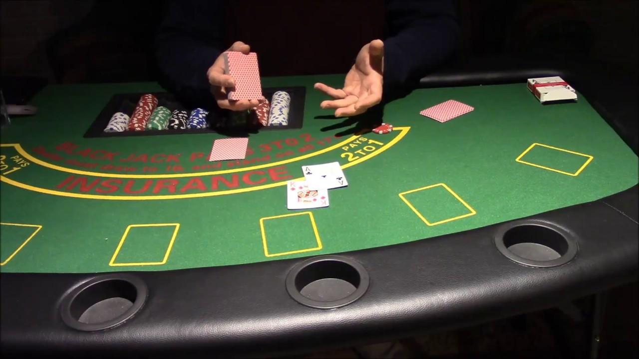Blackjack dealer school reno nv