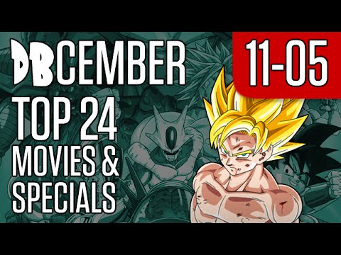 DBcember: Top 24 Movies and Specials: 11-05