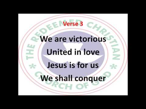 The Redeemed Christian Church of God (RCCG) Anthem