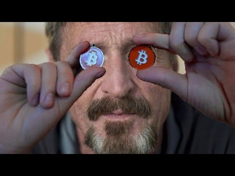 John McAfee: $1 million Bitcoin by 2020