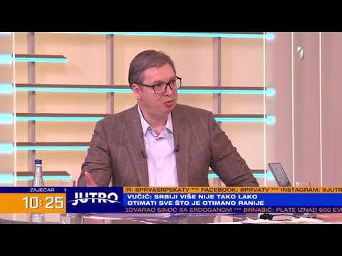 Вучић: Народ ће бити шокиран, али и цела Европа и цео свет - Александар Вучић