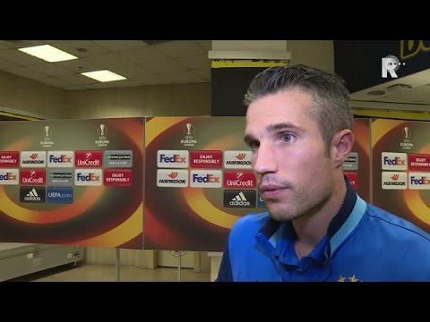 Robin van Persie over Feyenoord en zijn situatie bij Fenerbahçe