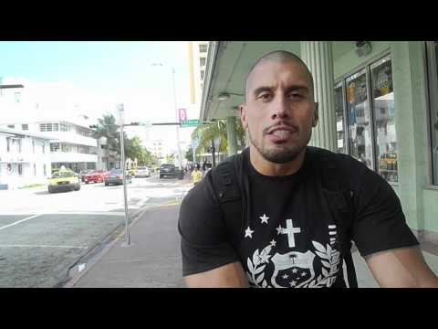 The WhatItDo Catches Up With StuntMan Tanoai Reed in Miami