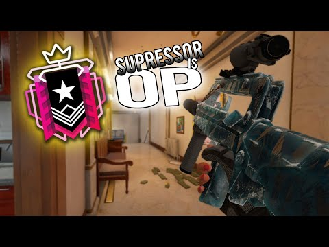 Suppressor Is Now