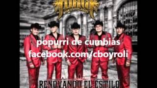 El popurri de cumbias- La Furia Del Bravo (Renovando EL Estilo)