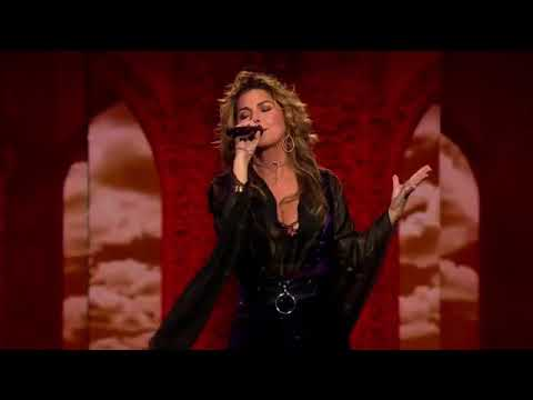 Shania Twain - LIVE at US Open Tennis 2017...