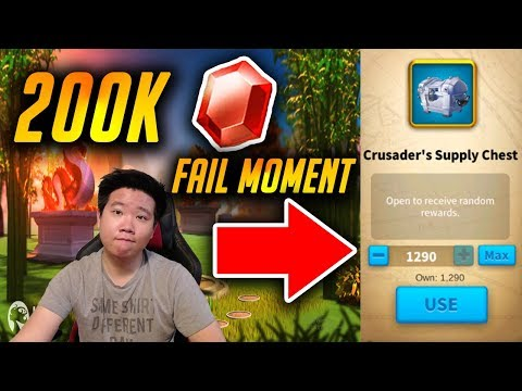 I spent 200K Gems and I failed! Past Glory Event Stage 1 | Rise of Kingdoms