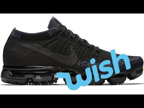 Wish Black Replica Vapormax Tripple Youtube Nike ikuOPXZ