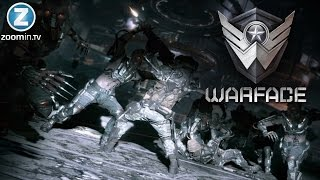 WARFACE - NEW Game Mod : Cyber Horde Gameplay [PC]